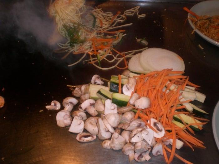 Shogun Restaurant Pasadena Ca