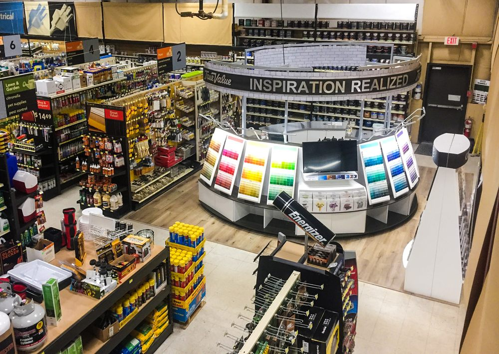 Leader Home Centers: 99 S Barre Rd, Barre, MA