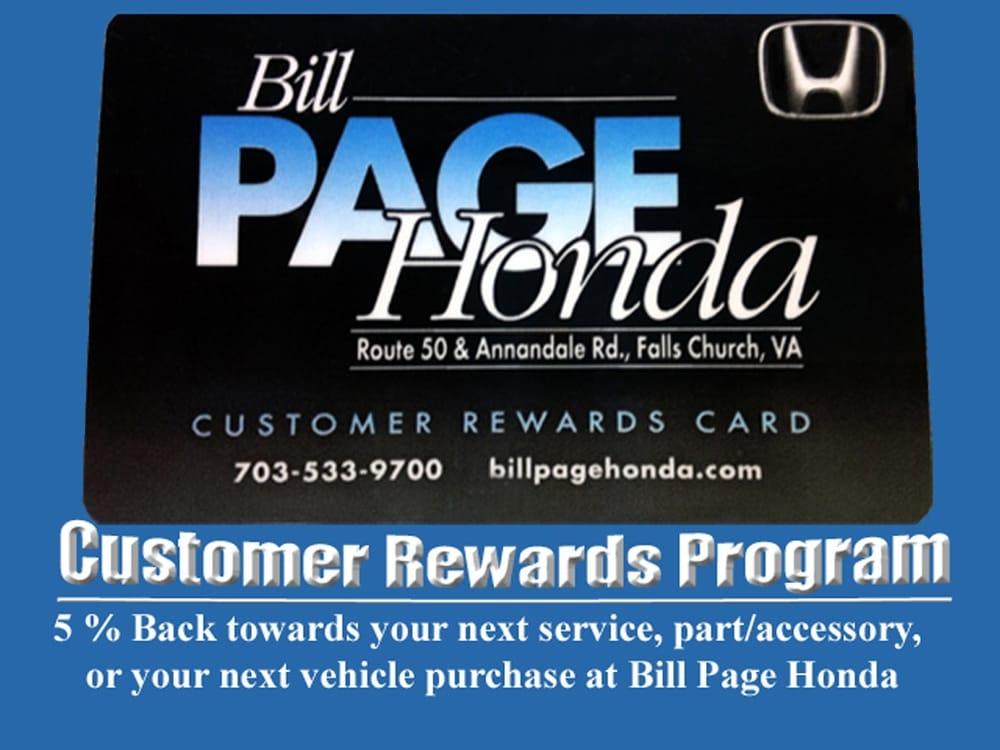 Photo Of Bill Page Honda   Falls Church, VA, United States