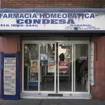 Farmacia homeop tica condesa farmacia pachuca 104 for Clinica condesa citas