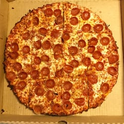 Photo of HotBox Pizza - Lafayette IN United States. Thin crust spicy pepperoni  sc 1 st  Yelp & HotBox Pizza - 93 Photos - Pizza - 2049 Veterans Memorial Pkwy S ... Aboutintivar.Com