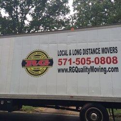 Photo Of RG Quality Moving U0026 Storage   Manassas, VA, United States
