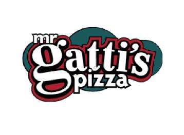 Food from Mr Gatti's Pizza