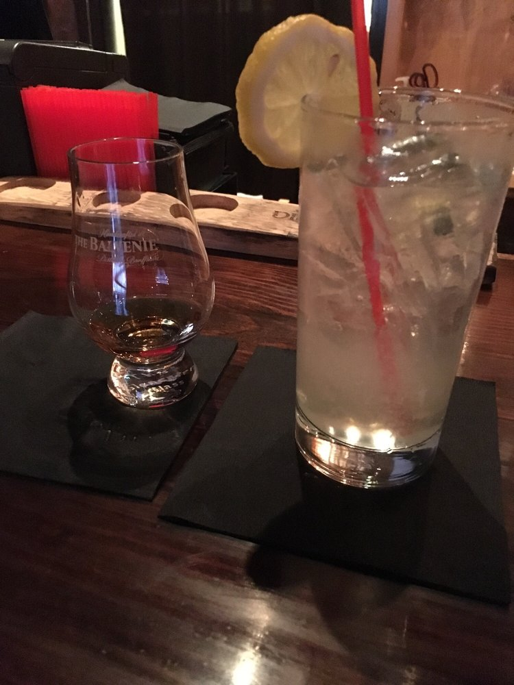 Whiskey bar - winedown: 624 Penn Ave, West Reading, PA