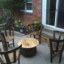 Photo Of Bourbon Barrel Furniture   Louisville, KY, United States