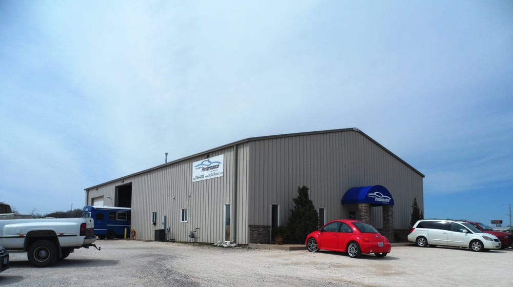 Certified Performance & Auto Repair: 1030 Industrial Ct, Moscow Mills, MO