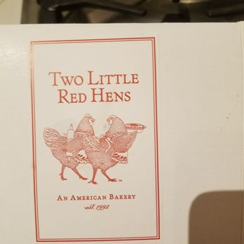 Two Little Red Hens Cakes