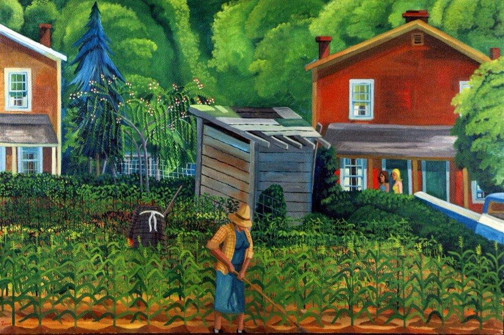 Kentucky Folk Art Center: 102 W 1st St, Morehead, KY