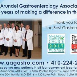 Anne Arundel Gastroenterology Associates, PA - 26 Photos