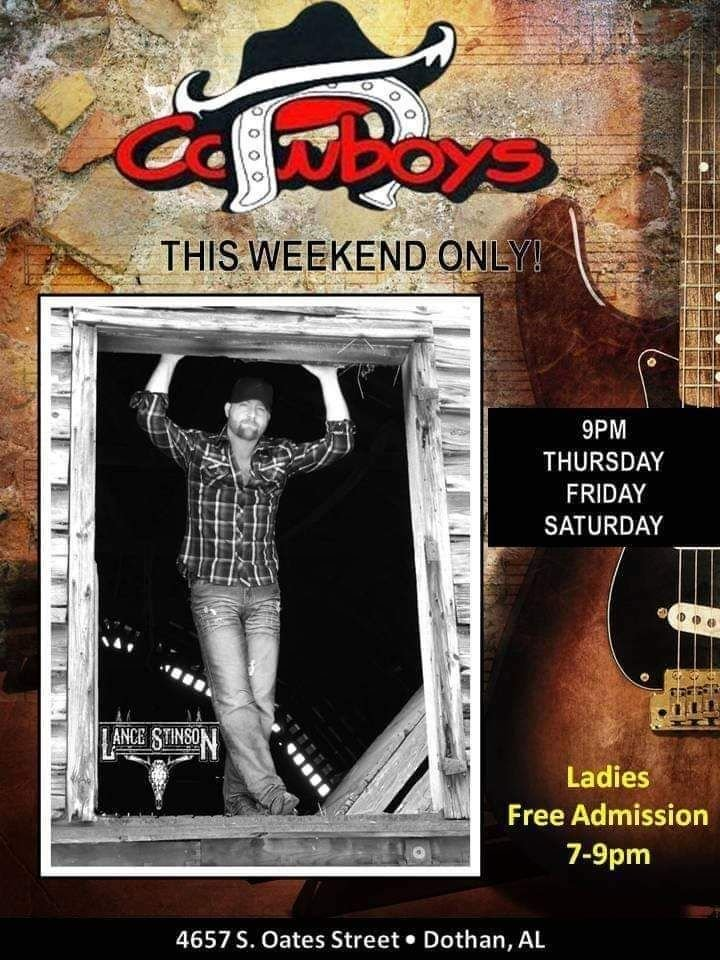 Cowboy's: 4657 S Oates St, Dothan, AL