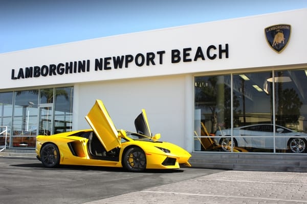 Lamborghini Newport Beach 1425 Baker St Costa Mesa, CA Auto Dealers    MapQuest