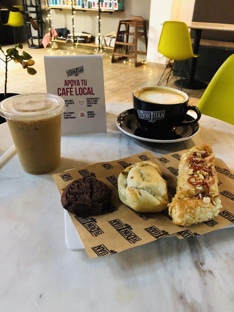 Café Don Juan: Calle Juan Calaf 380, San Juan, PR