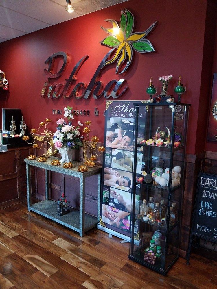 Patcha Thai Massage & Spa: 900 Gardens Blvd, Charlottesville, VA