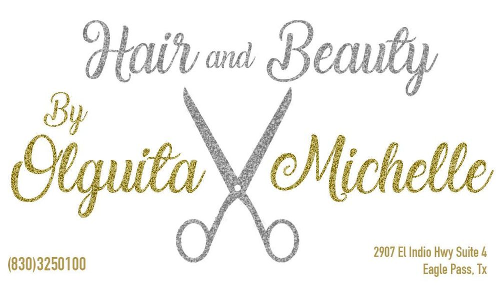 Hair & Beauty by Olguita and Michelle: 2907 El Indio Hwy, Eagle Pass, TX