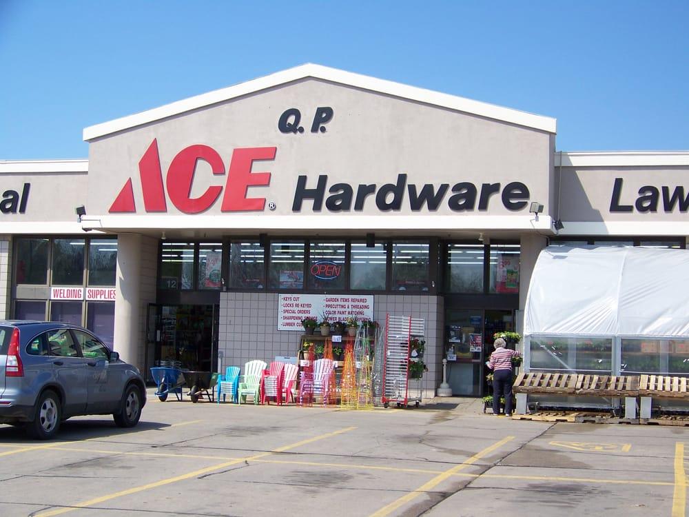 QP Ace Hardware