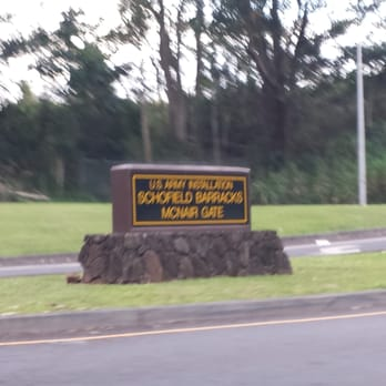 schofield barracks men The post exchange nearest to fort shafter is located at schofield barracks which is  this is a website dedicated to our men and women serving at fort shafter, .