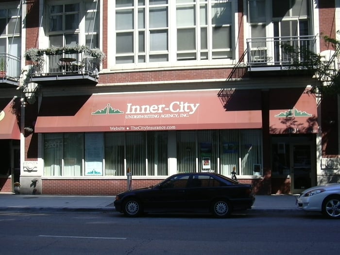 Inner-City Underwriting Agency: 1631 S Michigan Ave, Chicago, IL