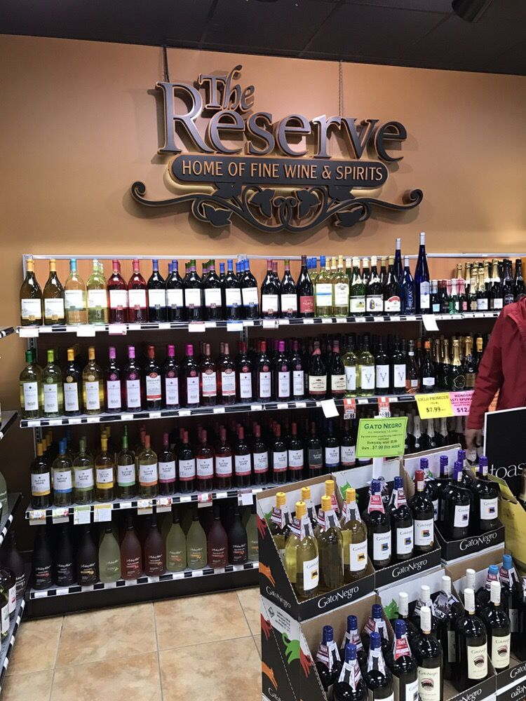 The Reserve Home of Fine Wine and Spirits: 2025 E Hunt Rd, Maryville, TN