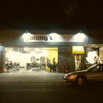 Attractive Photo Of Jimmyu0027s Barber Garage   Sacramento, CA, United States. Garage  Doors Are