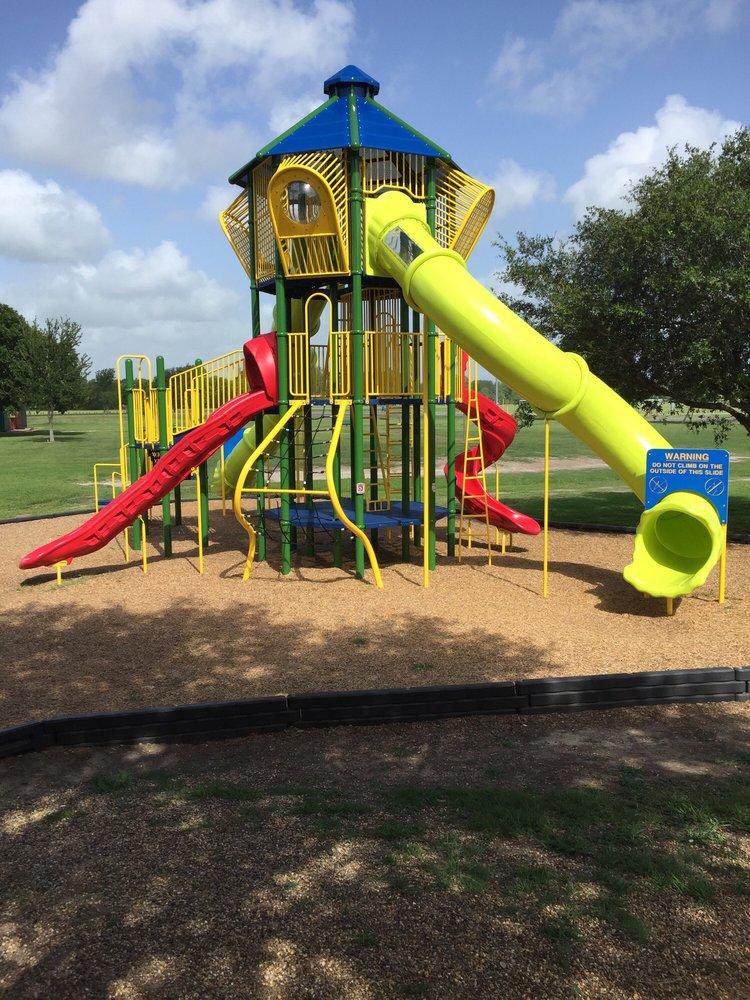 Resoft Park: Cornett Rd, Alvin, TX