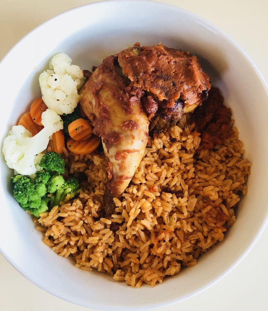 Kontiki African Restaurant: 13420 AR-111, Alexander, AR