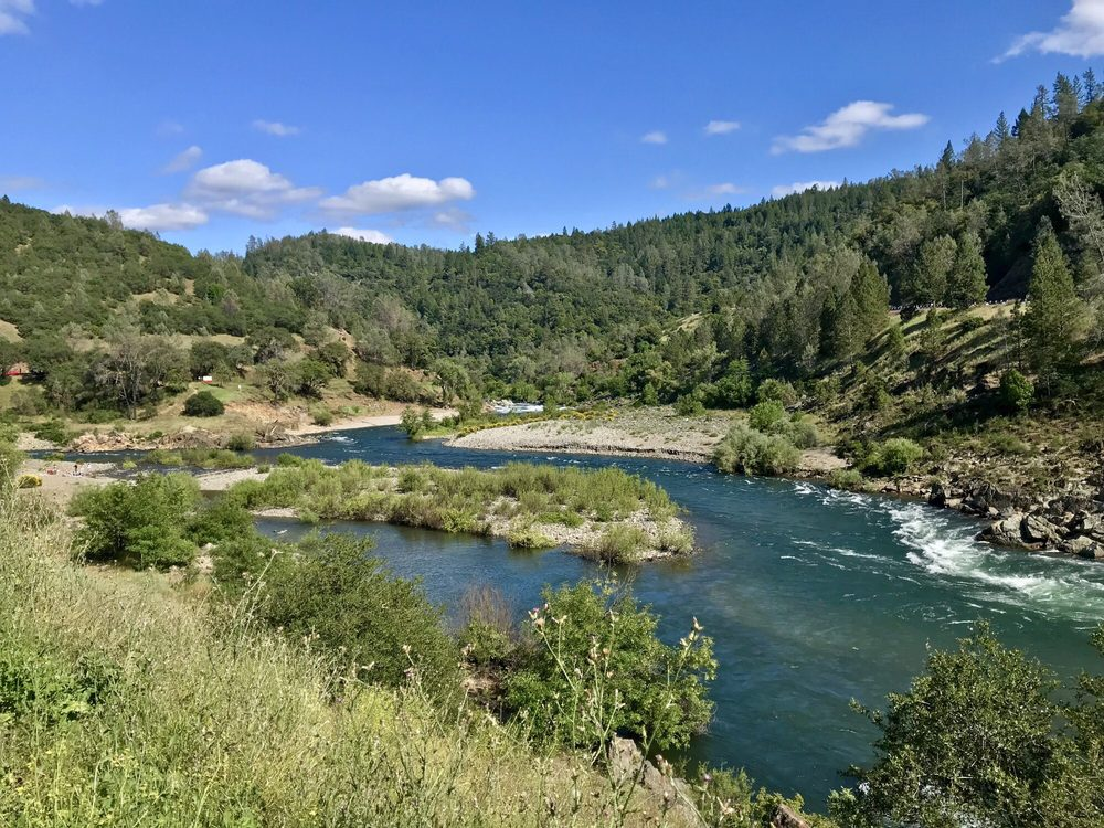 American River Canyon Overlook Park