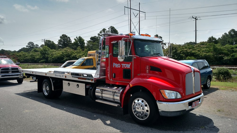Pro Tow & Recovery: 770 Pitts Chapel Rd, Elizabeth City, NC