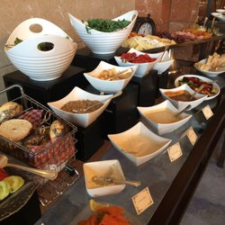 Photo Of Park 75 Restaurant Atlanta Ga United States Brunch Buffet