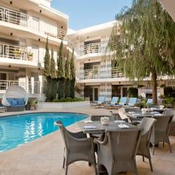 Photo Of Oceana Beach Club Hotel Santa Monica Ca United States