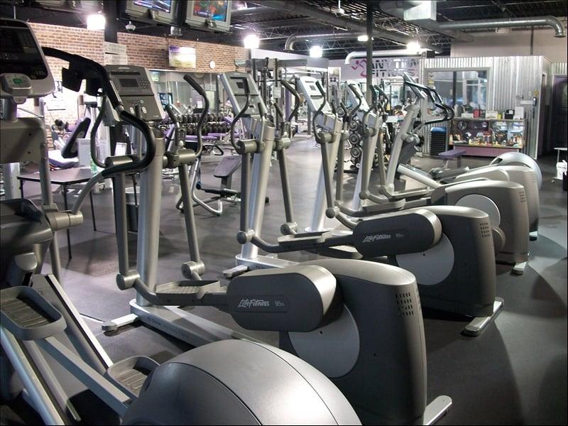 Anytime fitness ponchatoula