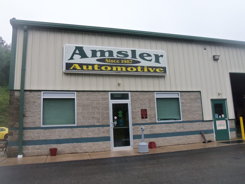 Amsler Automotive Inc: 6051 Leechburg Rd, Leechburg, PA