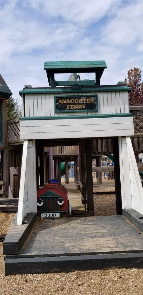 John Storvik Playground: 32ND St, Anacortes, WA
