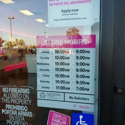 T Mobile Hours