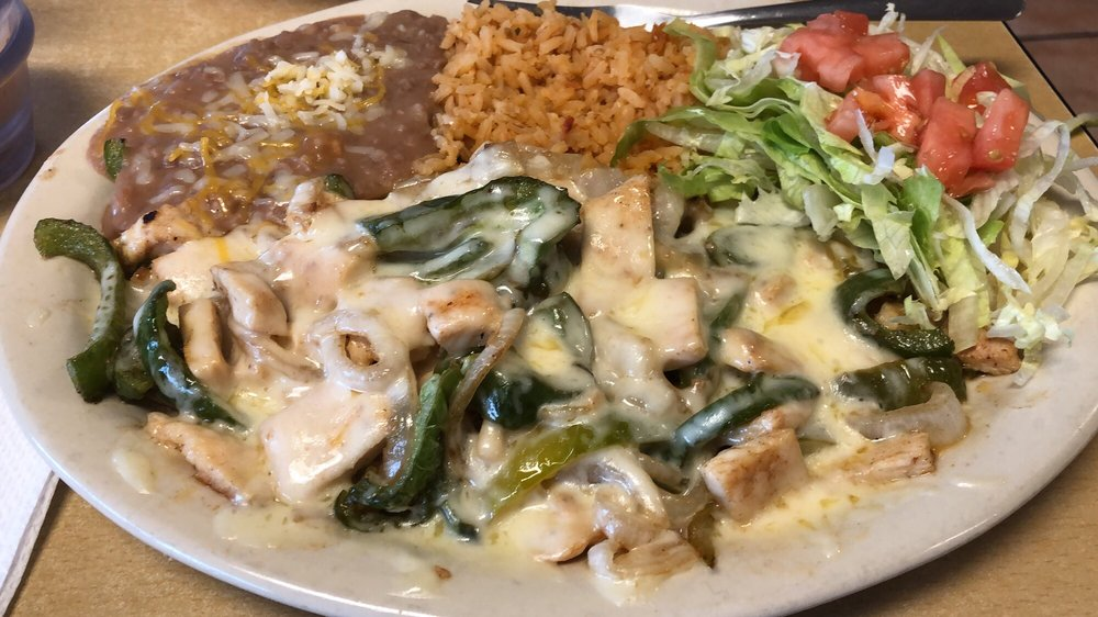 Arandas Mexican Grill: 406 SW Lee Blvd, Lawton, OK