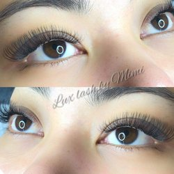 c438922ed79 Photo of Lux Lashes and Brows - Anaheim, CA, United States. Volume set