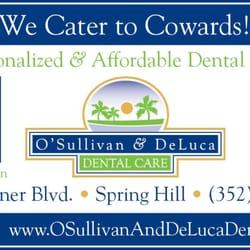 Brian P O'Sullivan, DMD logo