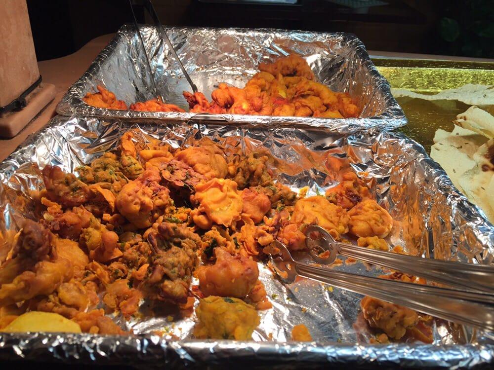 Vegi pakora and chicken pakora yelp for 5 star indian cuisine