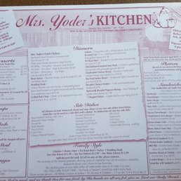 Photos for Mrs. Yoder\'s Kitchen - Yelp