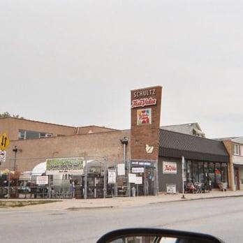 schultz true  closed hardware stores   higgins ave norwood park chicago il