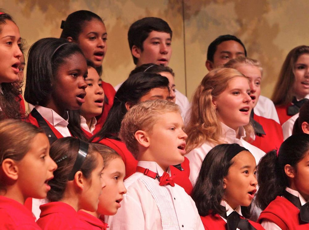 South Bay Children's Choir: 16007 Crenshaw Blvd, Torrance, CA