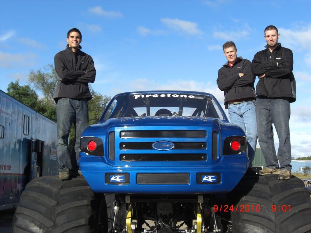 Team Mathews Tire & Auto: 1311 W Grand Ave, Wisconsin Rapids, WI