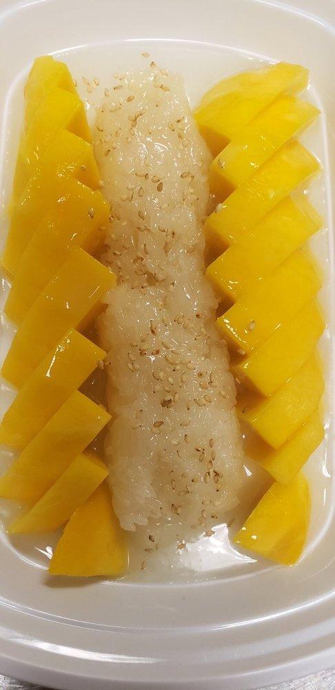 Food from Emmanuel Thai Restaurant