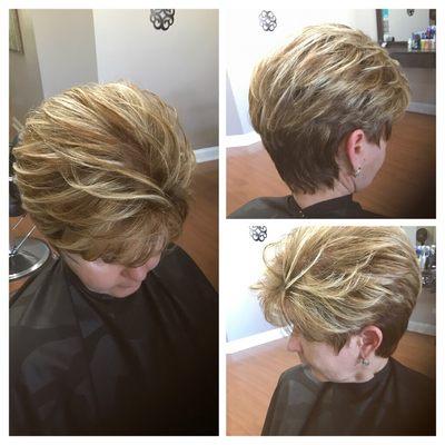 Salon 6 123 Townline Rd Vernon Hills Il Hair Salons Mapquest