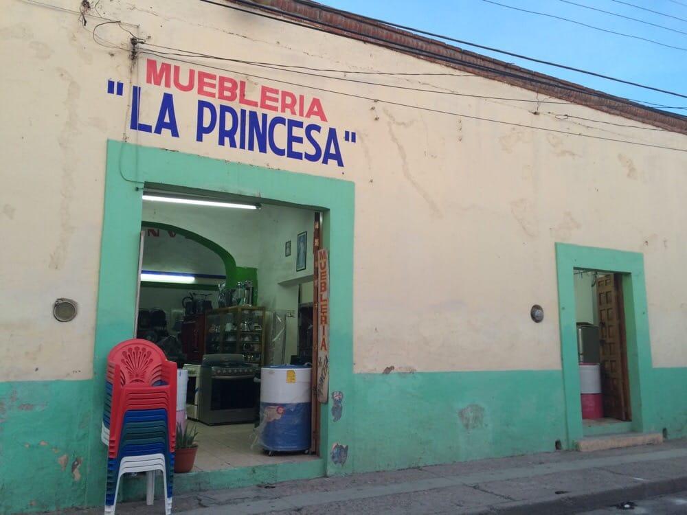 muebleria la princesa calle prolongacion veracruz 6