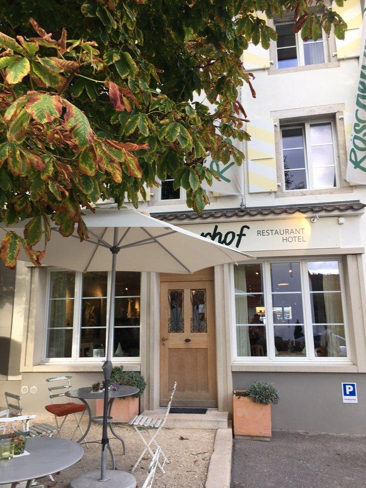 Roschenzerhof  Restaurant