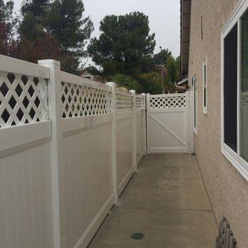Vinyl Pro Fence 491 Photos Amp 47 Reviews Fences Amp Gates