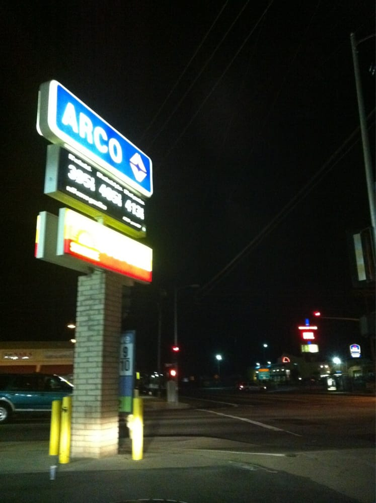 Arco Gas Station Near Me >> Arco Gas Station - Gas Stations - 20055 Vanowen St ...