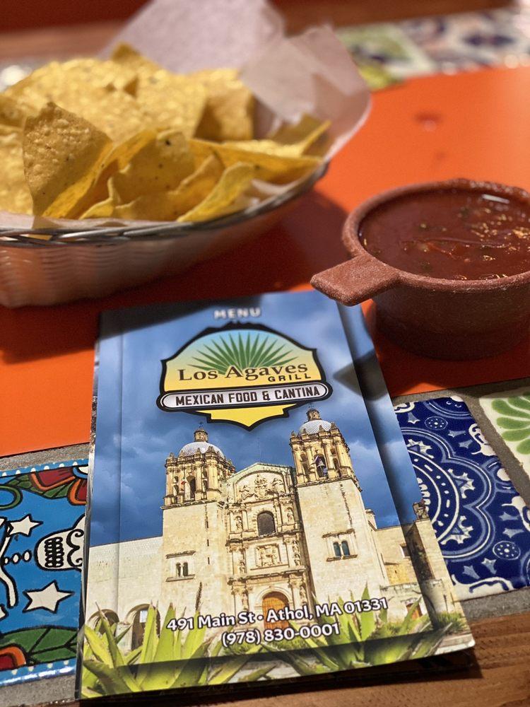 Los Agaves Grill: 491 Main St, Athol, MA