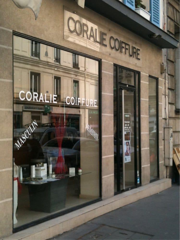 Coralie Coiffure - Coiffeurs U0026 Salons De Coiffure - 57 B Rue Tocqueville Malesherbes/Villiers ...