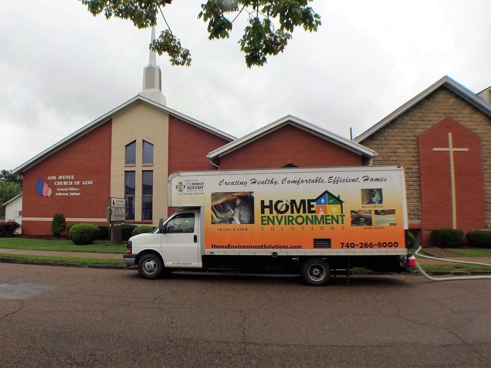 Home Environment Solutions: 3200 Pennsylvania Ave, Weirton, WV
